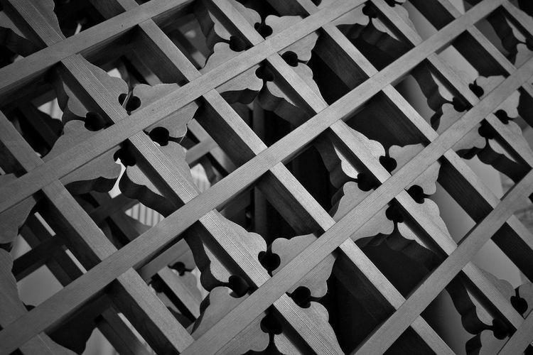 Black & White Architecture Japonism