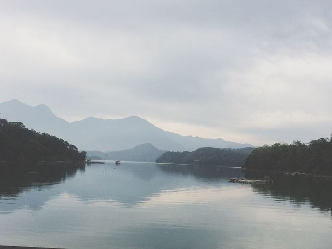 Water Sky Mountain Beauty In Nature Scenics - Nature Tranquility Tranquil Scene