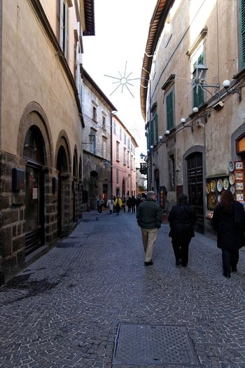 Orvieto, Italy Travel Travel Photography Traveling Architecture Building Exterior Built Structure City Day Italian Italy Large Group Of People Men Orvieto Outdoors People Real People Street Travel Destinations Walking Women