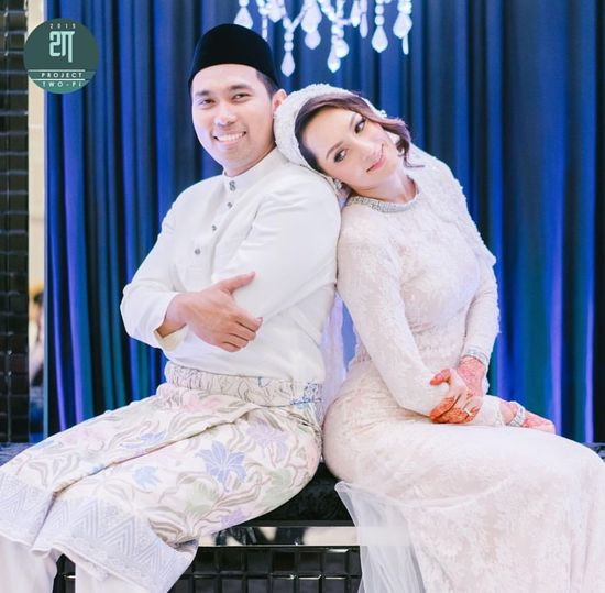 Bride & Groom - Malay Wedding Malay Muslimwedding Malaysia Nadiahafizstory congratulation on your solemnization tonight Check This Out Taking Photos Enjoying Life