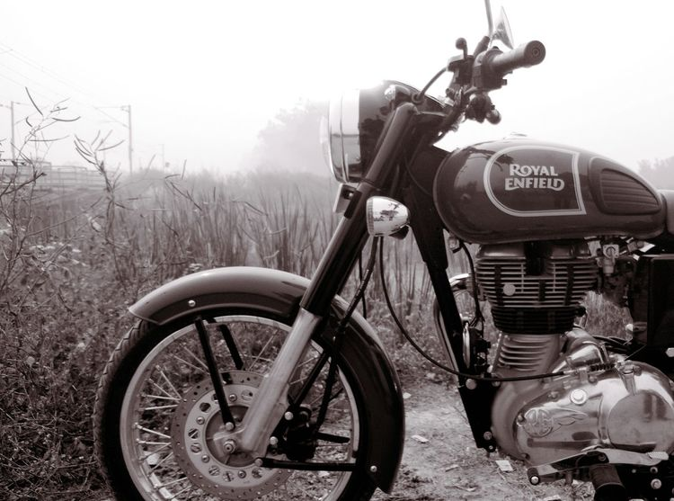 The Drive Royal Enfield Classic 350  Land Vehicle Crusing The Road Retro