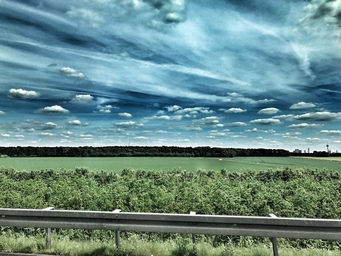Agriculture Sky