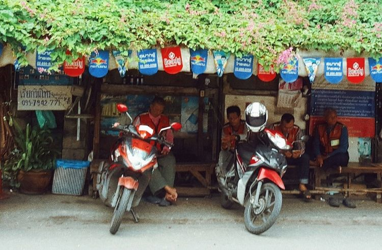 Motorcycle Outdoors Simplelife Motorcycle Men Real People SittingLife's Simple Pleasures... Day Mucis Mode Of Transport Riding Lanscape Photography FreeTime