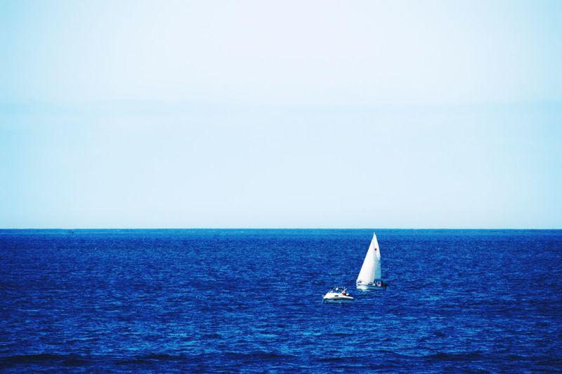 Sail in oceans
