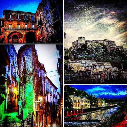 Cosenzacentrostorico Oldtown Eyeemgallery Eyeemoninstagram Eyeemphoto TheArchitect2016EyeemAwards Myfavouritephoto Cities At Night