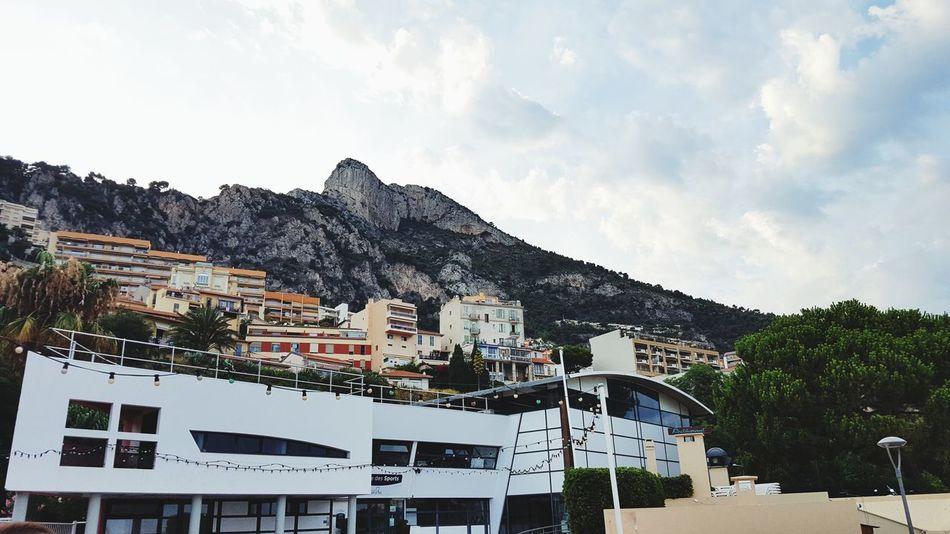 Mountain Sky Outdoors No People Day Nature Monaco