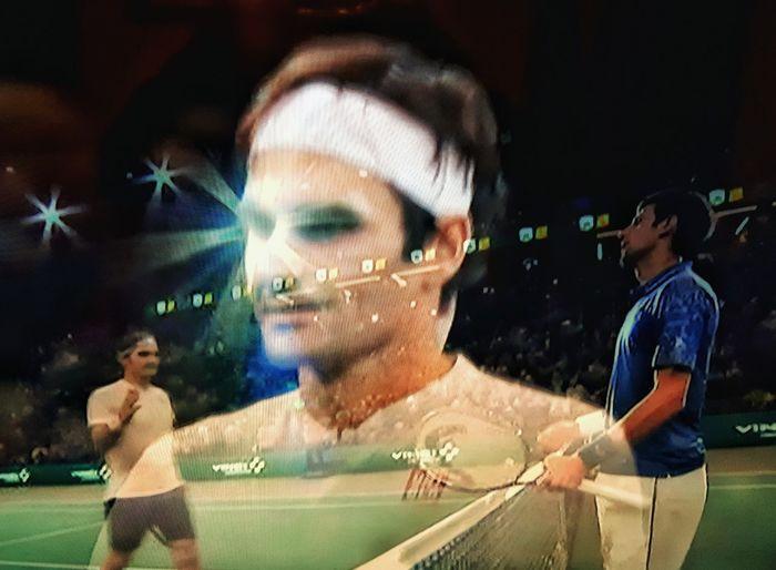 Tennis Champions Tennis 🎾 Federer Djokovic