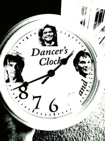 People Dancing Patrick Swayze Watch The Clock