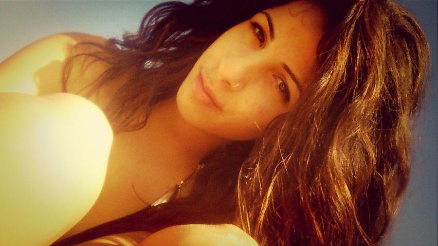 Sunshine Enjoying The Sun Sea Enjoying Life