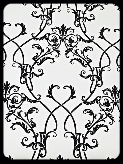 Patterns Wallpaper HomeLove Black And White