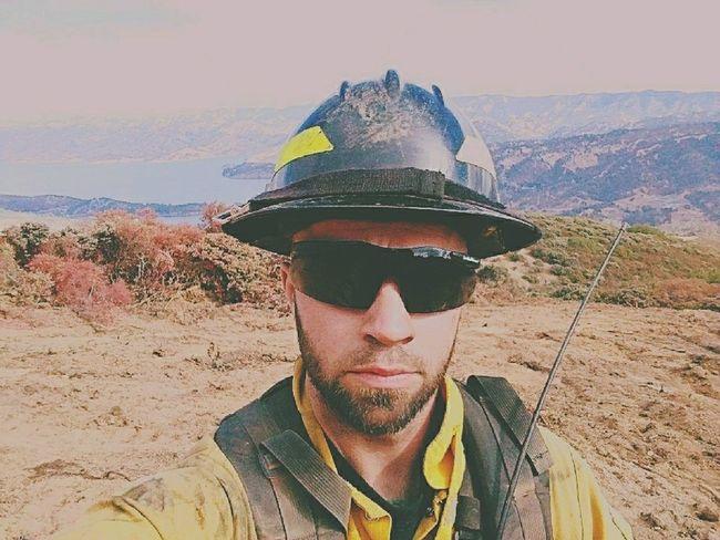 Wildlandfirefighter Headshot Nature Outdoors EyeEmNewHere
