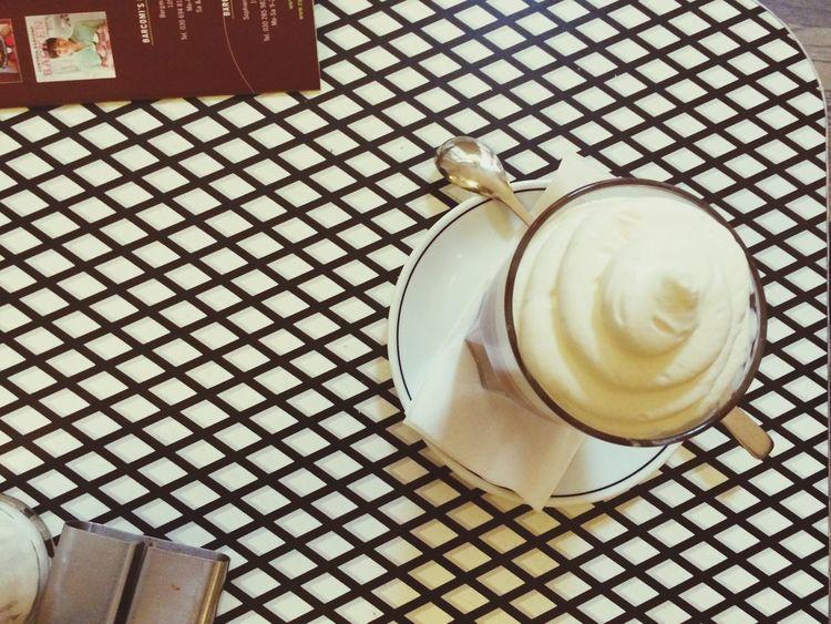 Yummy. Hot Chocolate Diner Whipped Cream