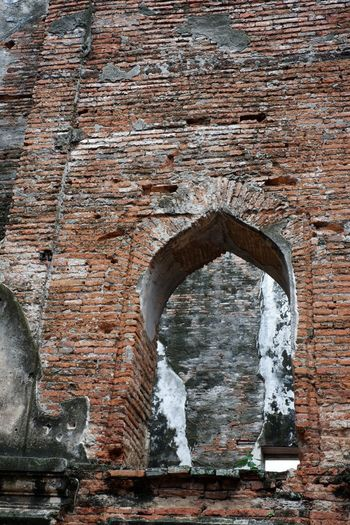 Day Wall Architecture Built Structure No People Arch Wall - Building Feature