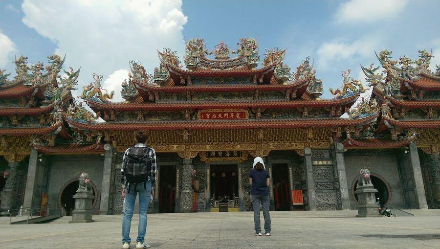 Temple Taiwan Tainan EyeEm Taiwan 鹿耳門 天后宮
