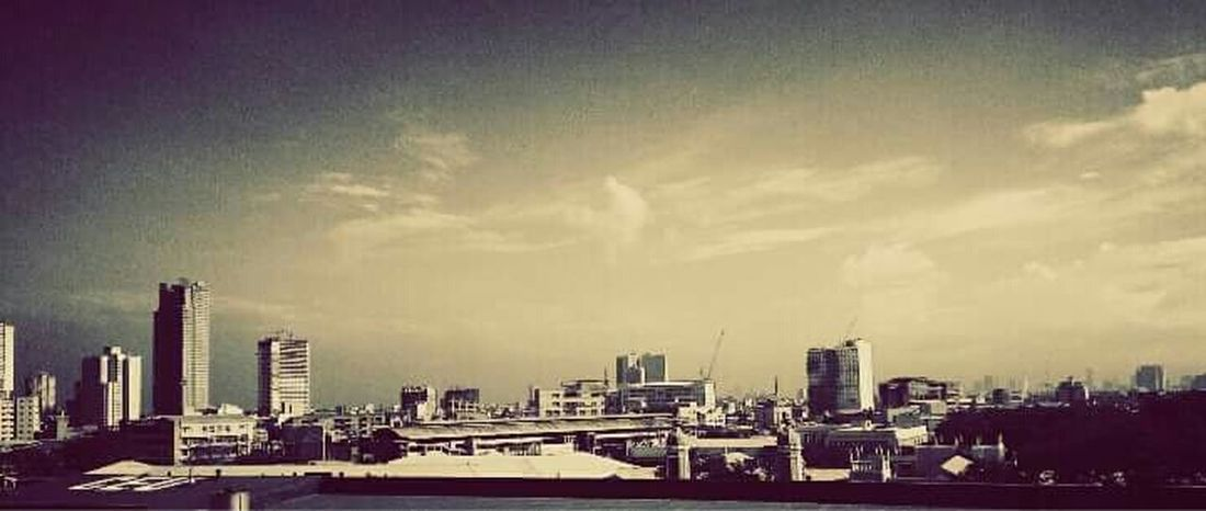 City Skyline EyeemPhilippines Taking Photos Buildings Skyline City Metropolis Check This Out Wanderlust Enjoying The View