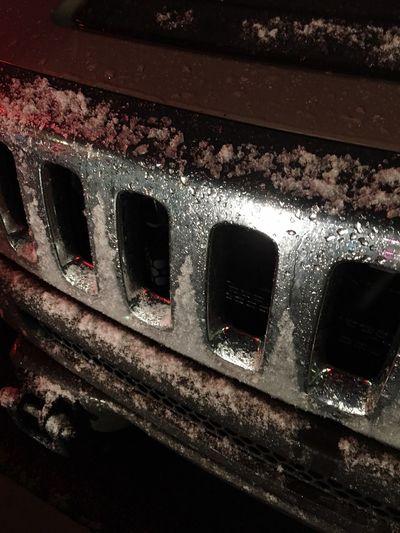 Frozen bumper