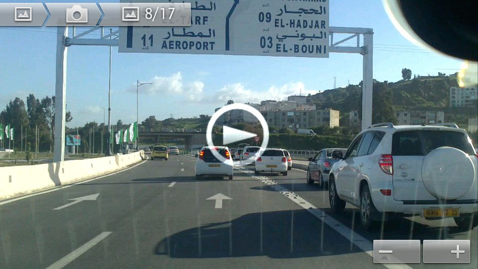 Traveling On The Road of Annaba Algeria