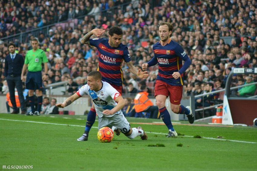 Barça Depor Barcelona Futbol
