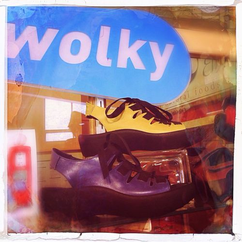 Wolky Shoes Sensible Shoes IPhone5
