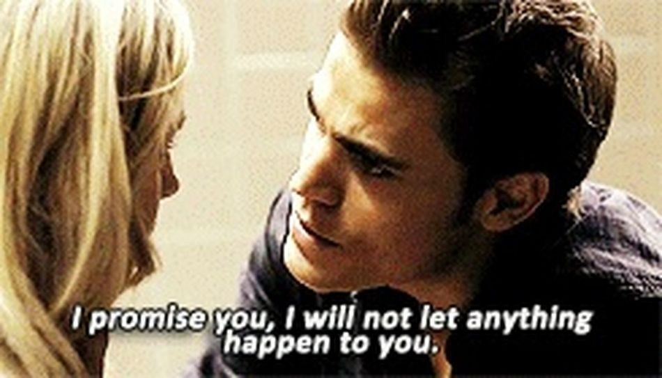 Steroline ❤ Tvd The Vampire Diaries Steroline Throwback