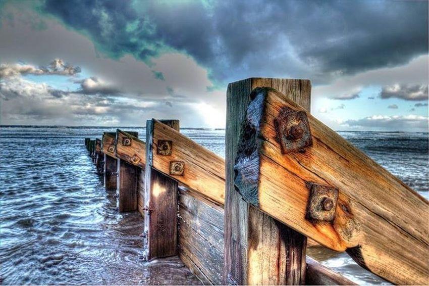 Northumberland Berwickupontweed Berwick Spittal Beach Beach Photography