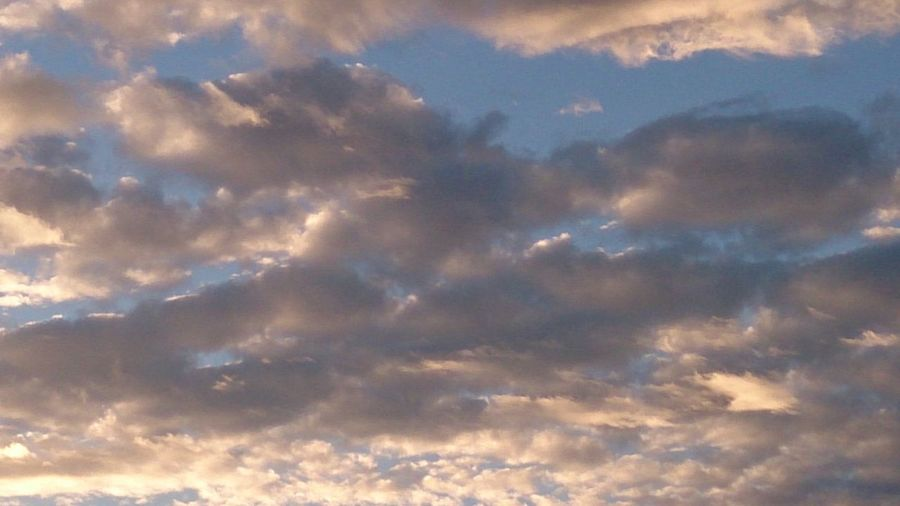 Nature 天空 藍色 Backgrounds Blue Full Frame Textured  Abstract Sky Only Pattern Sky Cloud - Sky Cumulus Cloud Dramatic Sky Abstract Backgrounds