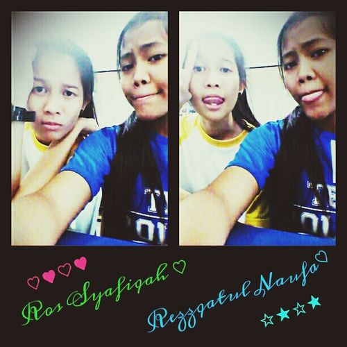 She's my BestFren for Life.. ♥♥♥