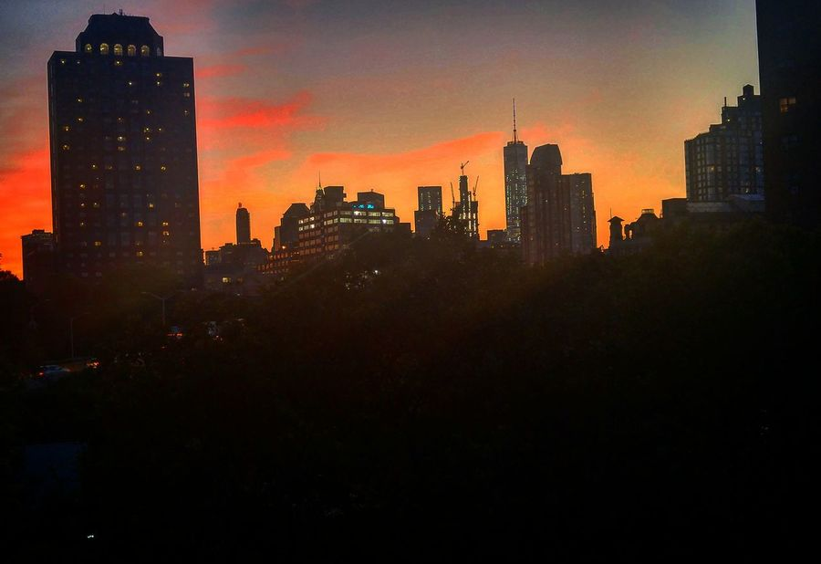 Taking Photos Check This Out Brooklyn Clouds And Sky Downtown Brooklyn Smartphonephotography NYC Sunset From My Window Quiet Moments Home