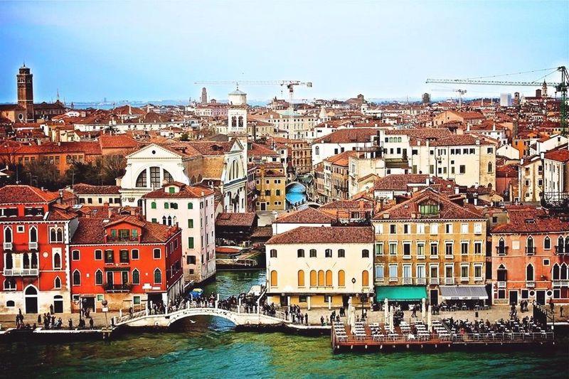 Venice, Italy Venice Canals Venice Rooftops