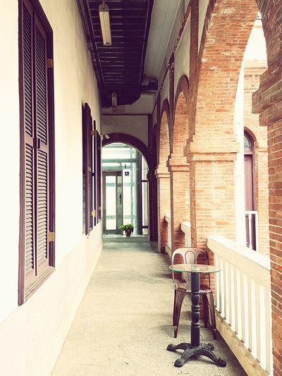 台南知事官邸 Tainan, Taiwan No People Architecture City Life Day 古蹟 Monument Architecture 知事官邸
