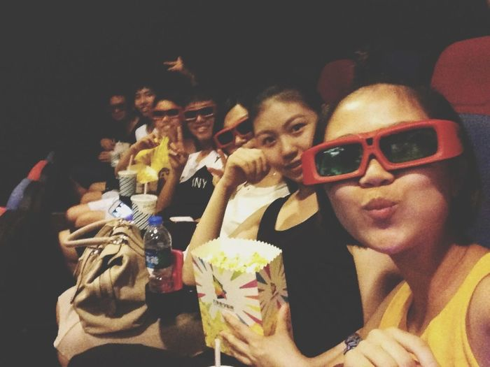 Movies Pacific Rim Family Time