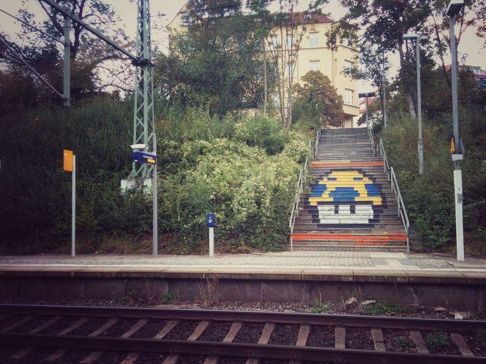 Level Up! Railroad Track