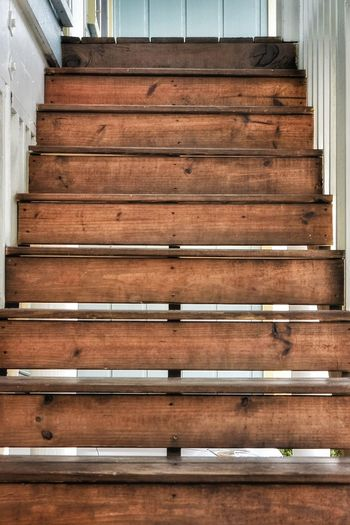 Backgrounds Brown Close-up Full Frame Going Up No People Stairs Stairs The Way Up Wood Wood - Material Wooden Wooden Steps