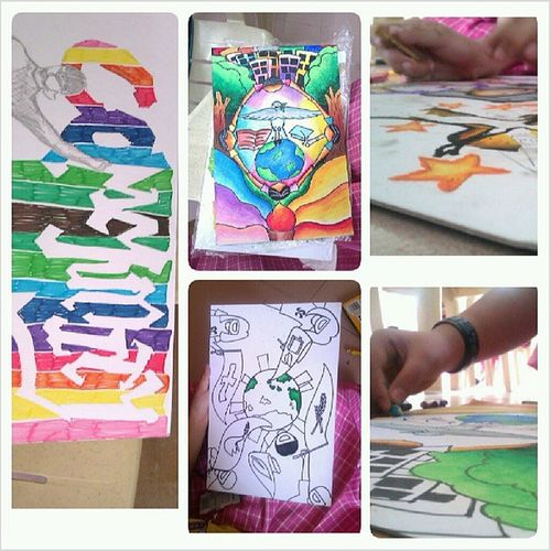 Poster making contest Poster Making Contest Studentcouncil Community