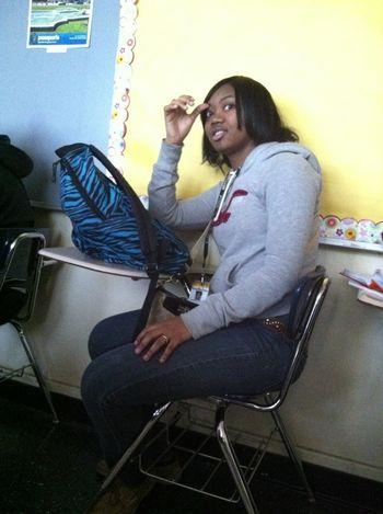 In Spanish Class