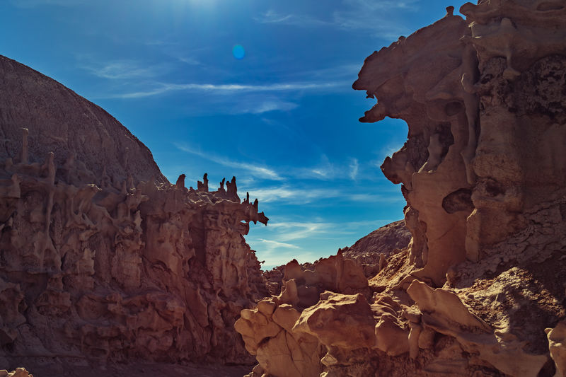 Fantasy Canyon Utah Beauty In Nature Geology Landscape Outdoors Physical Geography Rock - Object Rock Formation Rock Hoodoo Travel Destinations