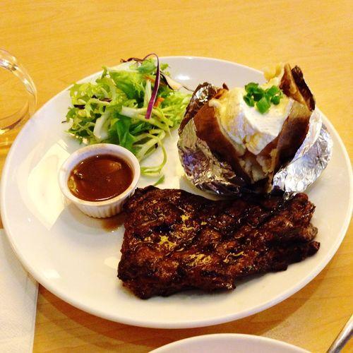 Steaks Sizzler Dinner