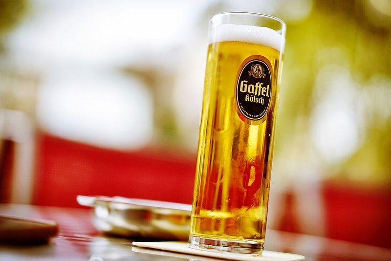 Photokina Gaffel Beer Cologne Köln
