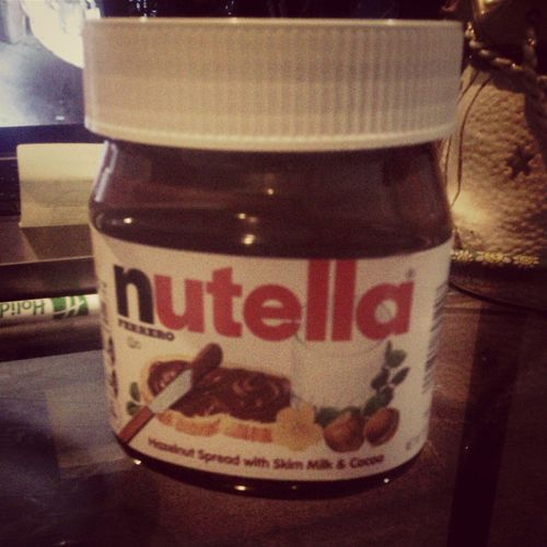 Nutella<3 First Eyeem Photo