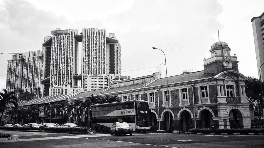 Tanjong Pagar Shophouses
