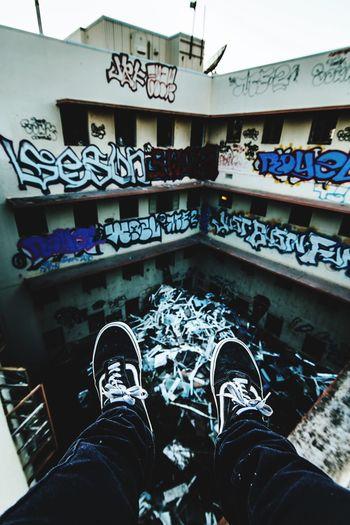 Up Abandoned