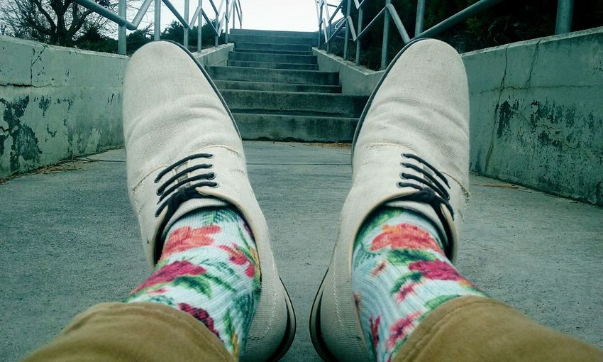 Dressshoes Street Photography Stairway Steps And Staircases Shoeselfie Funpics Creativity Has No Limits SimplePic Outdoors Manmade Love Photography Personal Perspective Coolsocks