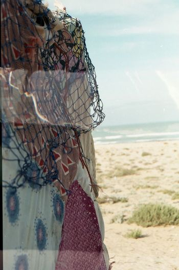 No Filter Roadtrip Argentique Analogue Photography Maroc Cabane De Pecheur 24x36 Africa Ontheroad Atlantic Ocean