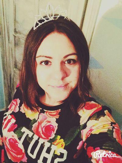 Купила корону? буду королевой на Новый год ) First Eyeem Photo