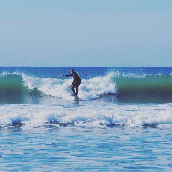 My Year My View Sea Sport Surfing Wave Nature Surfboard Beauty In Nature Beach Beachphotography Surf Sea And Sky EyeEm Weekend EyeEm Best Shots WeekOnEyeEm Cool The Week On Eyem EyeEm Nature Lover EyeEm Best Edits