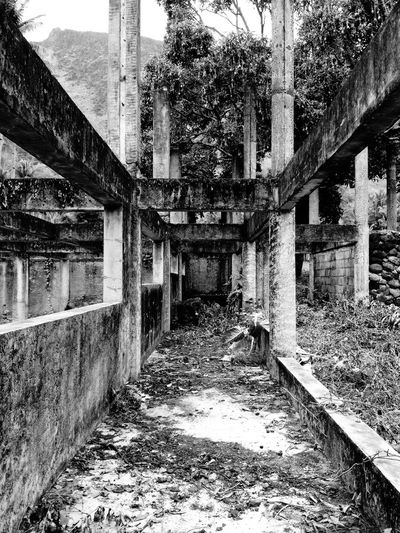 Taking Photos A Week On Eyeem EyeEm Gallery Blackandwhite Monochrome Walls Architecture Eyeem Philippines Camiguinisland