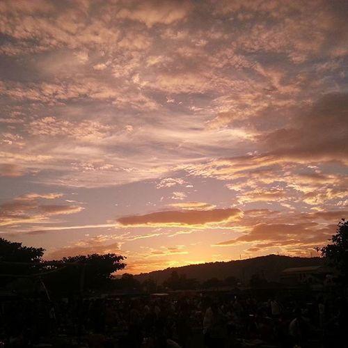 orange sunset Sunset DayPhotography Photovember Photography Mobilephotography