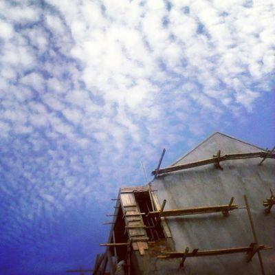 AmateurPhotograph Another Aozora Art Photograph sky Blue LandScape landscape_captures Nature summer trying to be a Photographer Passion Chance Pray Dream Come_true