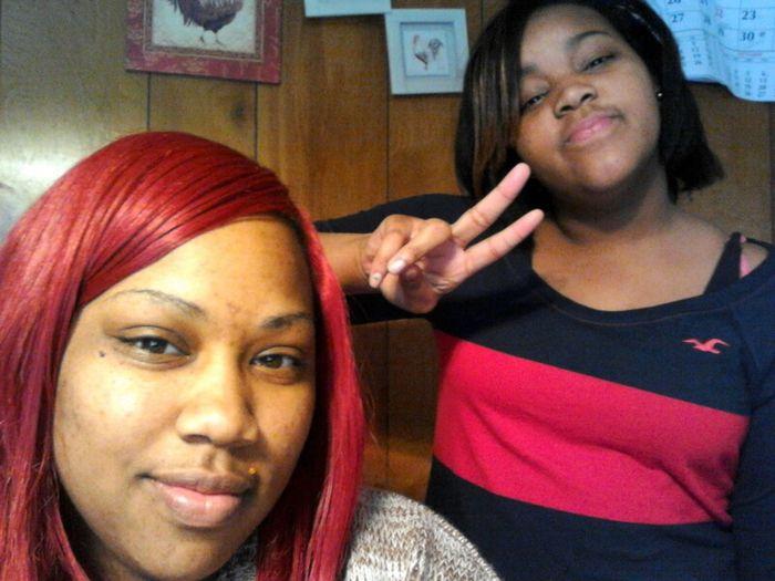 Me And My Big Sis.
