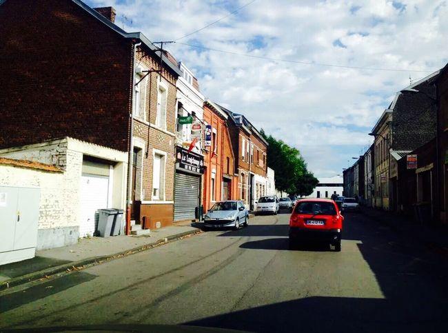 In a little city~Dans une petite ville (在一座小城市里) City Sunshine France